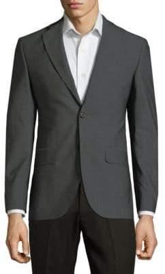 Saks Fifth Avenue Classic Wool Jacket