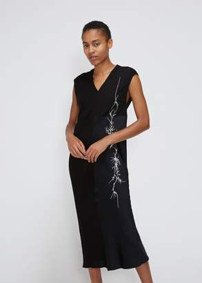 Haider Ackermann Short Sleeve Dress