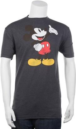 Disney Men's Disney's Mickey Mouse Grand Gesture Tee