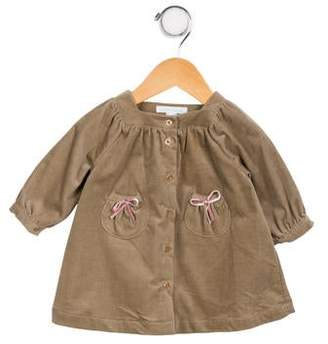 Marie Chantal Girls' Corduroy Jacket
