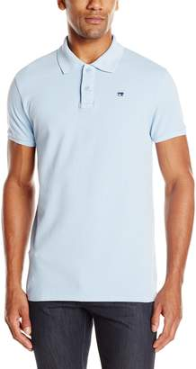 Scotch & Soda Men's Nos- Garment Dyed Polo