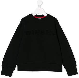 Diesel loose fitted sweatshirt