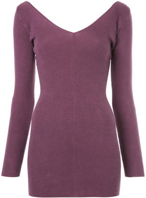 CLANE classic fitted sweater