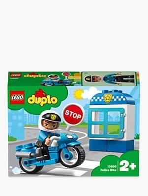 Lego DUPLO 10900 Police Bike