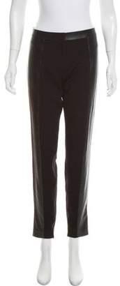 Helmut Lang Textured Skinny Pants