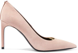 Tom Ford Suede Pumps - Sand