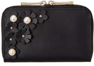 Zac Posen Indexer Leather Wallet