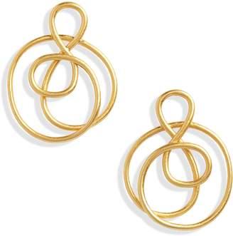 Madewell Treble Twist Earrings