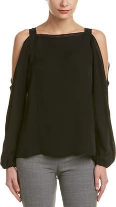 be38da69647e Elie Tahari Cold Shoulder Women's Tops - ShopStyle