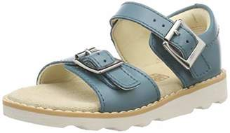 49326803f77 at Amazon.co.uk · Clarks Girls  Crown Bloom T Sling Back Sandals