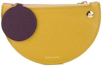 Roksanda Demi-lunette coin purse