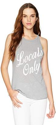 O'Neill Women's Locals Graphic Print Tank