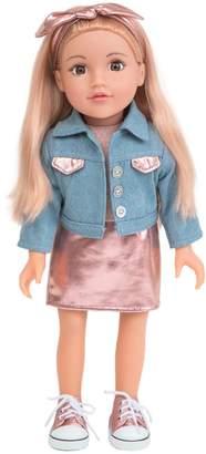 Chad Valley Designafriend Doll Kylie