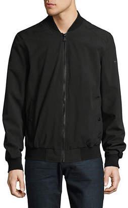 Perry Ellis Classic Bomber Jacket