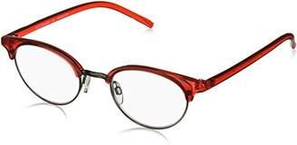 A. J. Morgan A.J. Morgan Unisex-Adult Moxie - Power 1.00 53742 Oval Reading Glasses