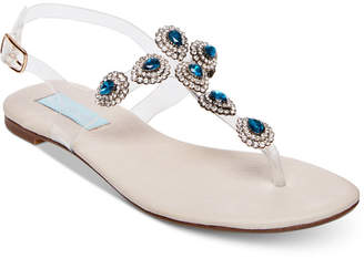 Betsey Johnson Gabbi Flat Sandals