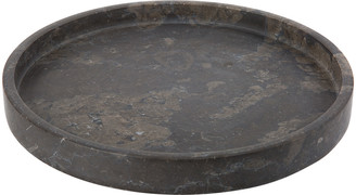 Aquanova - Hammam Round Tray - Dark Grey