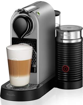 Nespresso CitiZ by Breville Espresso Machine with Aeroccino3 Frother