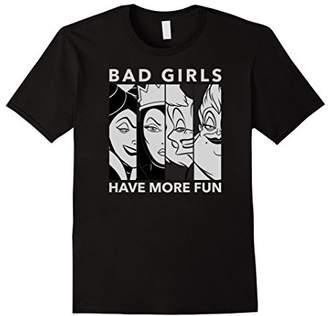 Disney Villains Bad Girls T Shirt