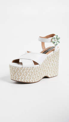 Marc Jacobs Rowan Espadrille Wedges