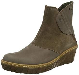 El Naturalista Women's N5132 Ankle Boots, (Brown 000)