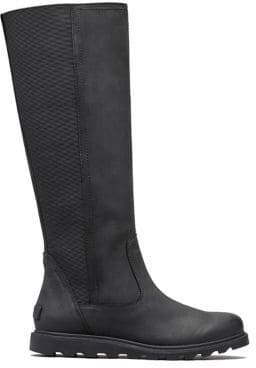 Sorel Ainsley Tall Waterproof Leather Boots