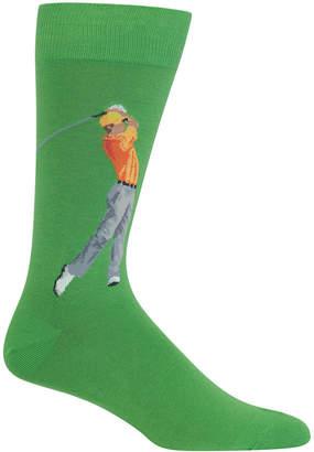 Hot Sox Men's Golfer Socks