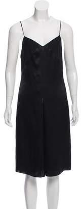 Rag & Bone Silk Knee- Length Dress