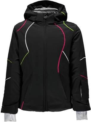 Spyder Tresh Hooded Jacket - Girls'