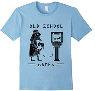 Ancient Gamer T-shirt Old School Gamer Shirt