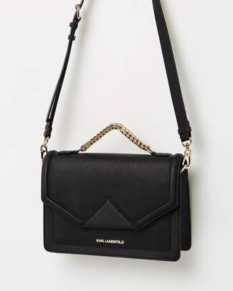 Karl Lagerfeld Paris K/Klassik Shoulder Bag
