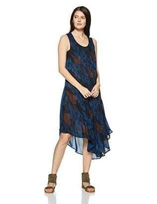 Wild Hazel Women's Viscose Designer Butterfly Party Dress