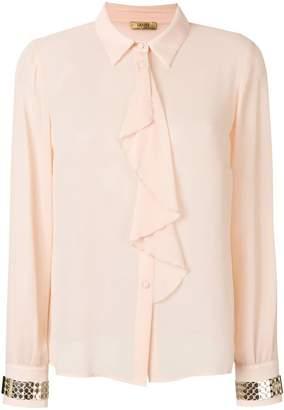 Liu Jo frilled blouse