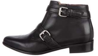 Tabitha Simmons Windle Leather Booties w/ Tags