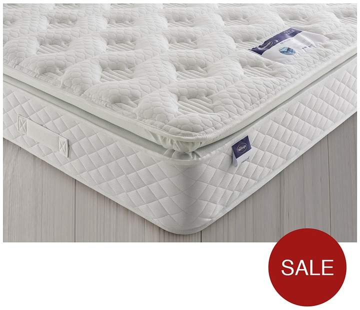 Miracoil 3 Tuscany Geltex Pillowtop Mattress - Medium/Firm