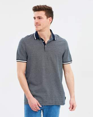 Ted Baker Poodal Textured Polo