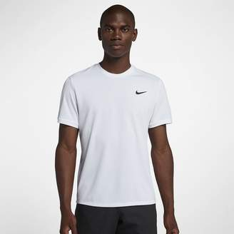 Nike NikeCourt Dri-FIT Men's Short-Sleeve Tennis Top