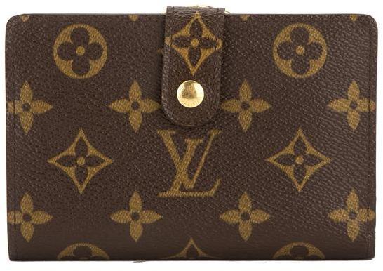 Louis VuittonLouis Vuitton Monogram Canvas Porte-Monnaie Billets Viennois Wallet (Pre Owned)