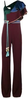 Peter Pilotto Cady frill jumpsuit