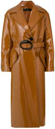 Ellery belted trench coat