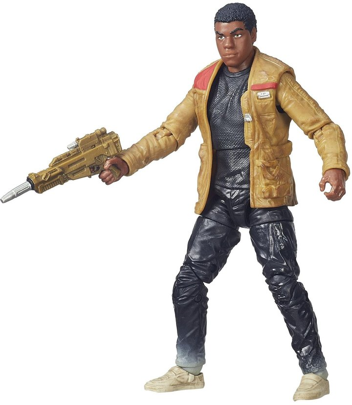 Star Wars Episode VII Black Series 6 Inch Finn (Jakku)