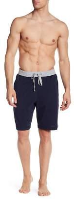 Daniel Buchler Contrast Waist Shorts