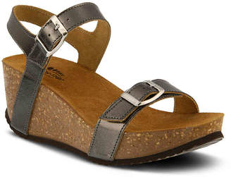 Spring Step Shiri Wedge Sandal - Women's