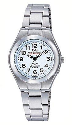 Q (キュー) - シチズン時計株式会社 Q&Qウォッチ Q&Q 腕時計 ソーラー電波レディース 電波時計 hj01-204