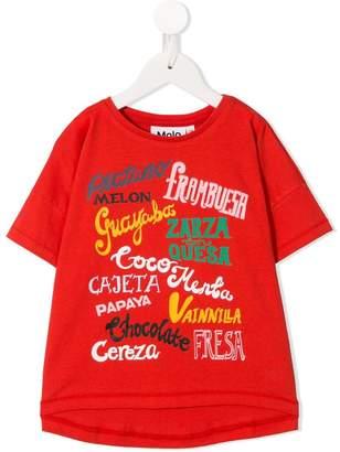 Molo Raeesa print T-shirt