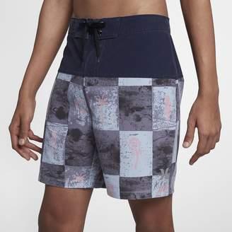 """Hurley Phantom Surfcheck Men's 18"""" Board Shorts"""