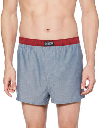 Original Penguin PLAID BOXER 3 PACK