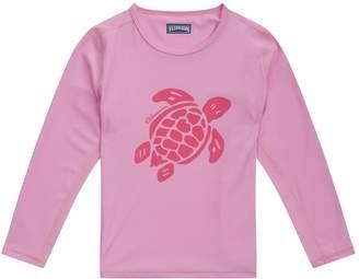 Vilebrequin Turtle Logo Rash Vest