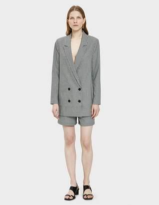Just Female Amalie Houndstooth Shorts