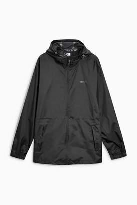 Next Mens Regatta Black Pack It Waterproof Jacket